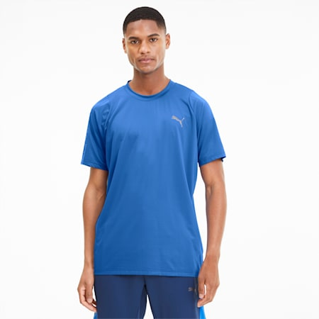 Power THERMO R+ Herren Training T-Shirt, Palace Blue, small