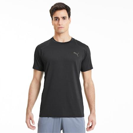 Power BND Men's Crew Neck Training T-Shirt, Puma Black, small-IND