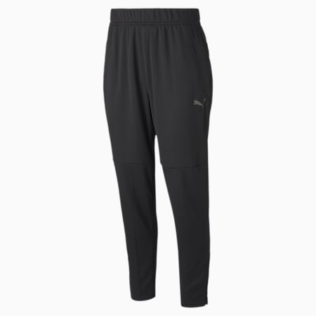 Power Knit Men's Trackster Pants, Puma Black, small