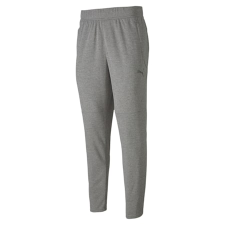 Power Knit dryCELL Men's Trackster Pants, Medium Gray Heather, small-IND