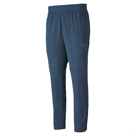 Power Knit dryCELL Men's Trackster Pants, Dark Denim Heather, small-IND