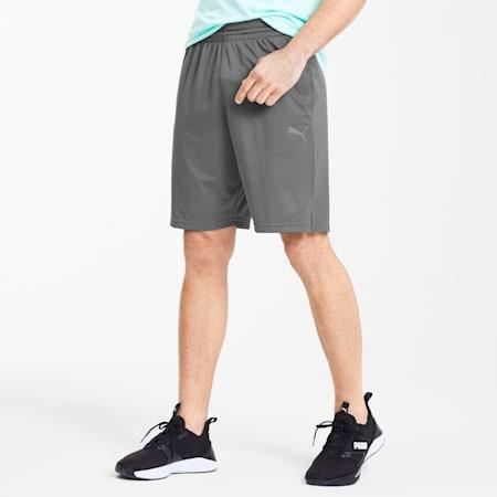 Reactive Men's Knitted Training Shorts, CASTLEROCK, small