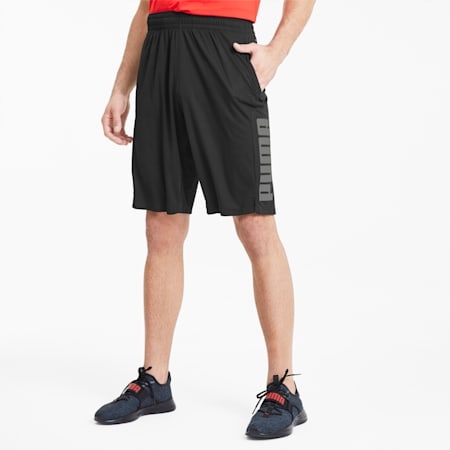 Collective Session Men's Training Shorts, Puma Black, small