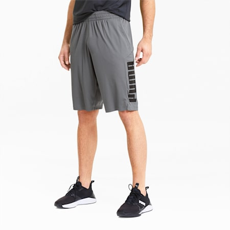 Collective Session Men's Training Shorts, CASTLEROCK, small