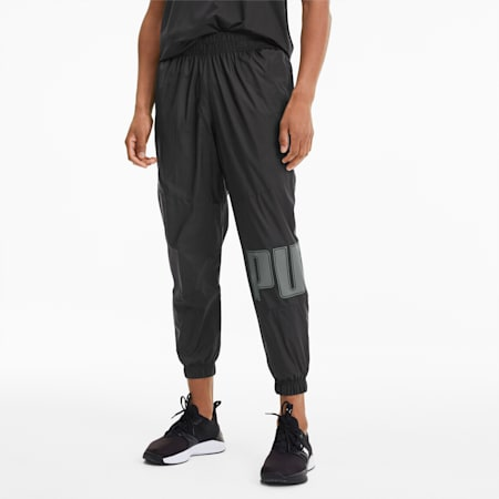 Collective Men's Woven Pants, Puma Black, small