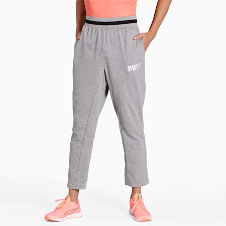 Collective Warm Up dryCELL Men's Training Sweatpants, Medium Gray Heather, small-IND