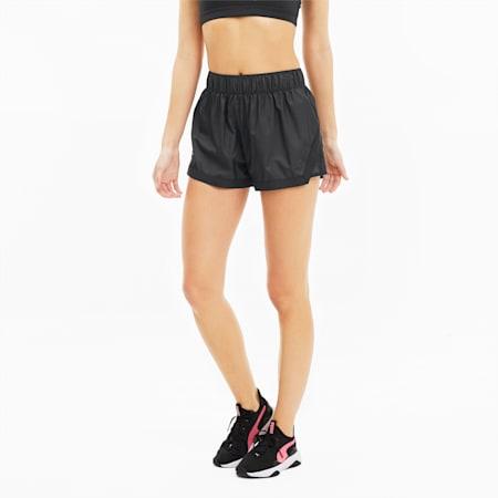 Shorts de punto Be Bold para mujer, Puma Black, pequeño