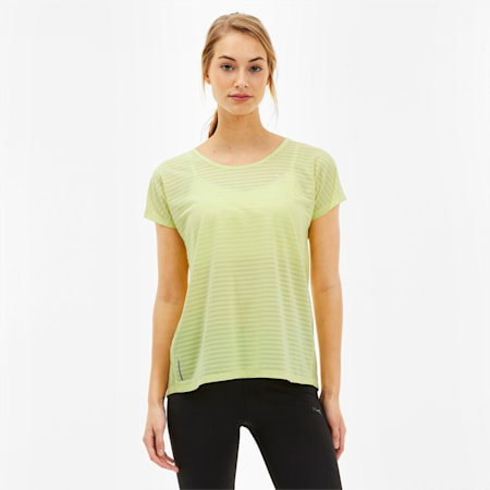 Be Bold Women's Tee, Sunny Lime, small