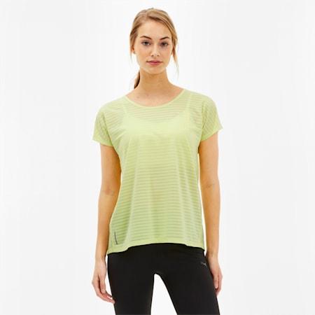 Camiseta Be Bold para mujer, Sunny Lime, pequeño