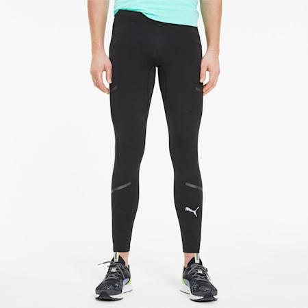 Calzas para correr Runner ID Thermo R+ para hombre, Puma Black, pequeño