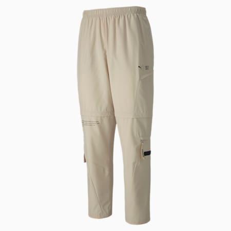 Pantalon d'entraînement 2-en-1 PUMA x FIRST MILE, homme, Tapioca, petit