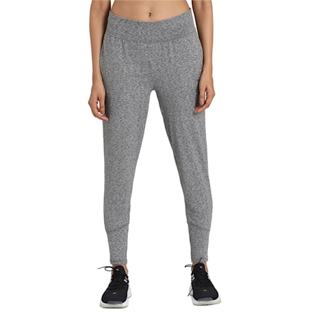 Studio Tapered Women's Pant, Medium Gray Heather, small-IND