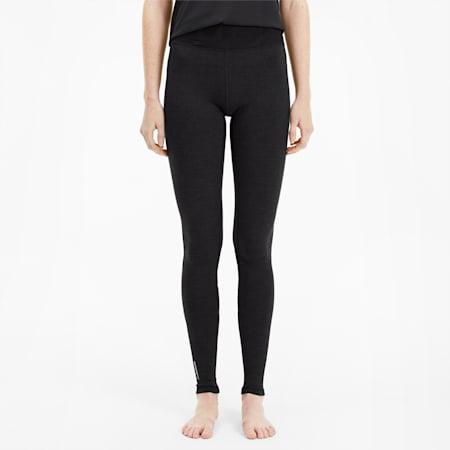 Lace Eclipse Women's Training Tights, Puma Black, small-SEA