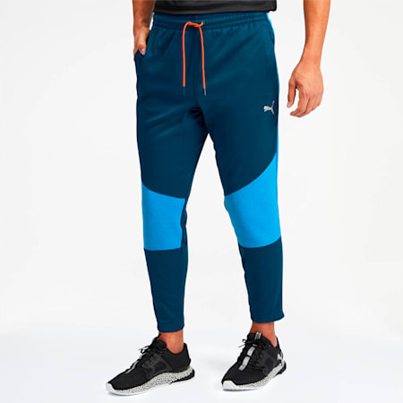 Extract Men's Colorblock Pants, Gibraltar Sea-French Blue, small