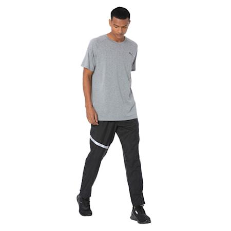 IGNITE Woven Men's Running Pants, Puma Black, small-IND