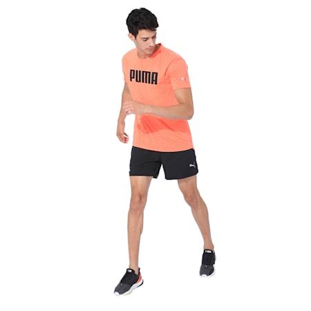 IGNITE Running Shorts, Puma Black, small-IND