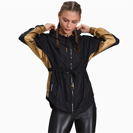 Metal Splash Anorak, Puma Black, small-IND
