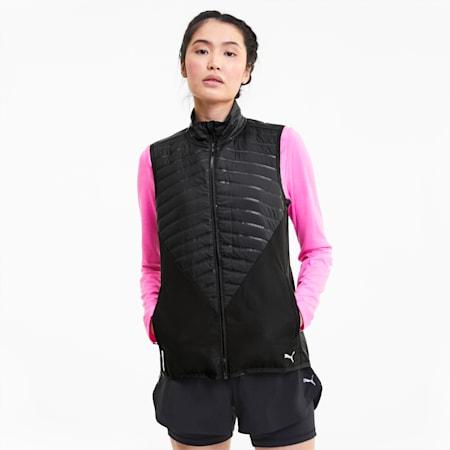 런 푸퍼 베스트/Run Fav Puffer Vest, Puma Black, small-KOR