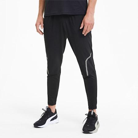Pantalones Runcon corte estrecho para hombre, Puma Black, pequeño