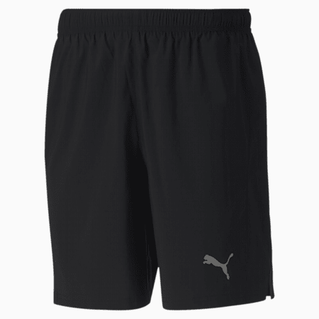 """Favourite Woven 7"""" Session Men's Running Performance Shorts, Puma Black, small-IND"""