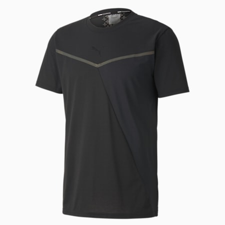 Train Thermo R+ BND Men's T-Shirt, Puma Black, small-IND