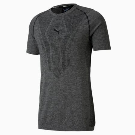 에보니트 반팔 티셔츠, Puma Black, small-KOR