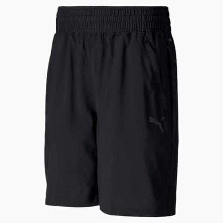 Train Thermo R+ Men's Shorts, Puma Black, small-IND