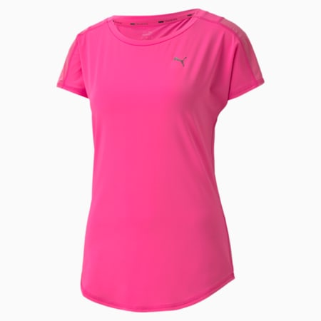 Favourite dryCELL Women's Training T-Shirt, Luminous Pink, small-IND