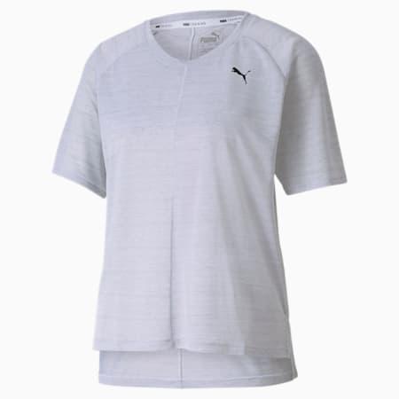 스튜디오 릴렉스 반팔 티셔츠, Puma White-Heather, small-KOR