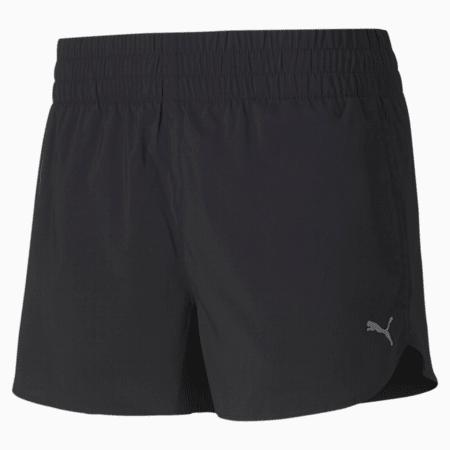 "Favourite 4"" Woven Women's Training Shorts, Puma Black, small-SEA"