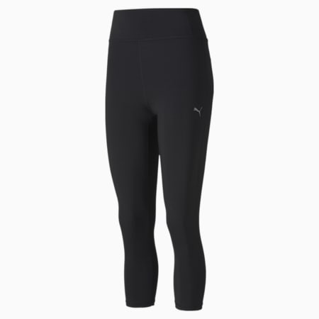 Favourite High Rise 3/4 dryCELL Women's Training Tights, Puma Black, small-IND