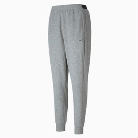 Favourite Fleece dryCELL Women's Training Pants, Medium Gray Heather, small-IND