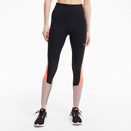 Pearl Damen Trainingsleggings, Puma Black, small