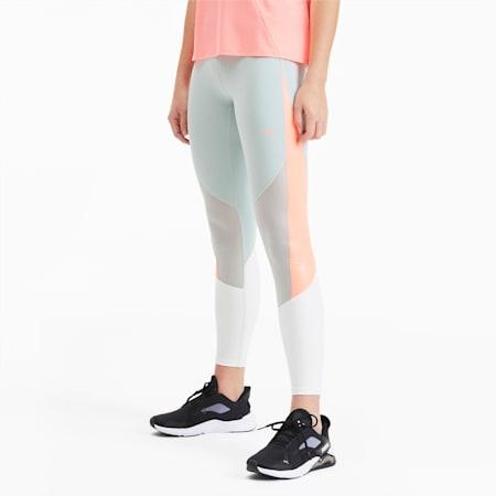 Pearl Women's Training Leggings, Aqua Gray, small