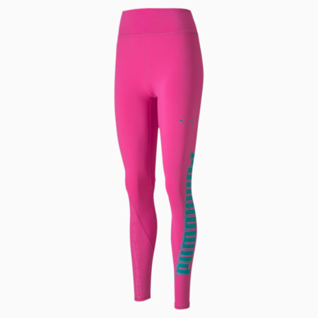 PUMA x FIRST MILE Xtreme 7/8 Women's Training Leggings, Luminous Pink, small
