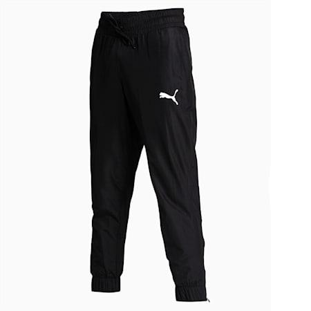 Cross The Line Warm Up Women's Performance Pants, Puma Black, small-IND