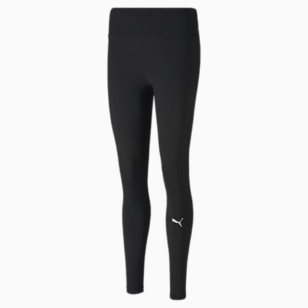 Cross The Line Full Length Women's Tights, Puma Black, small-IND