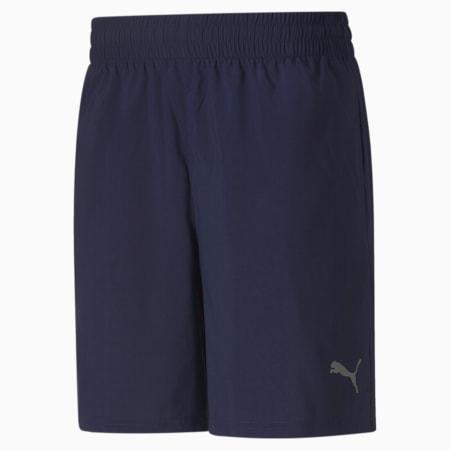 "Favourite Blaster 7"" Men's Training Shorts, Peacoat, small-SEA"
