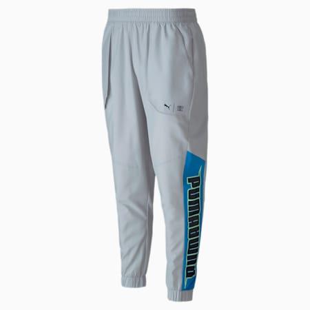 Pantalon de survêtement PUMA x FIRST MILE Xtreme pour homme, Gray Violet, small