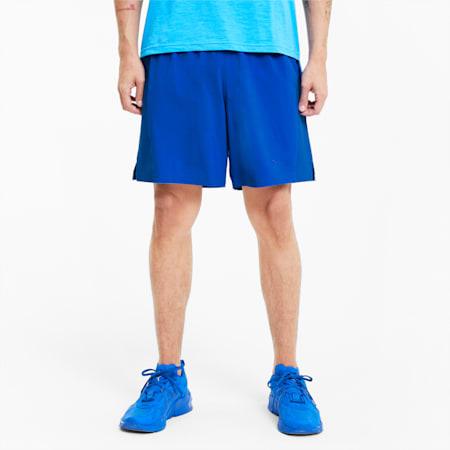 "PUMA x FIRST MILE Mono Men's 7"" Training Shorts, Lapis Blue, small"