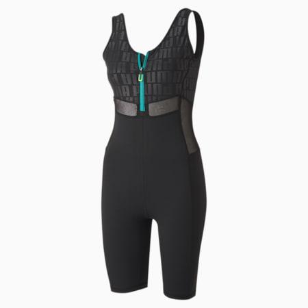 PUMA x FIRST MILE Xtreme Women's Training Bodysuit, Puma Black, small