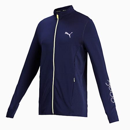 PUMA x Virat Kohli Full Zip Track Jacket, Peacoat, small-IND