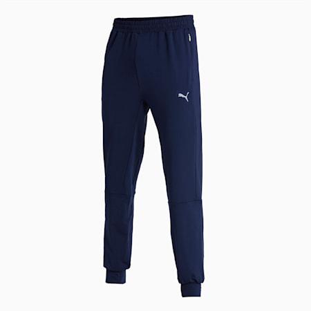 PUMA X Virat Kohli Men's Active Sweatpants, Peacoat, small-IND