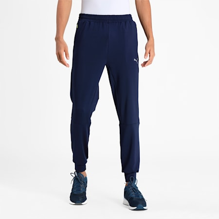 PUMA X Virat Kohli Men's Active Sweatpants, Peacoat, small-IND