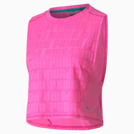トレーニング FIRST MILE エクストリーム ウィメンズ タンクトップ, Luminous Pink, small-JPN