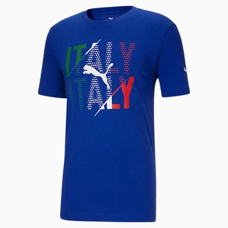 Camiseta para fanáticos de Italia para hombre, Surf The Web-Italia, pequeño