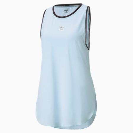 T-shirt coupe masculine Exhale, femme, Quietude, petit