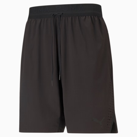 """Session Bonded 8"""" Men's Training Relaxed Shorts, Puma Black, small-IND"""
