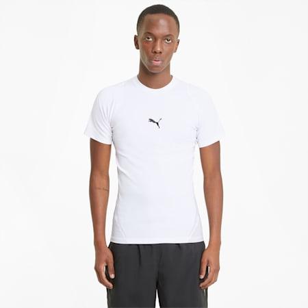 EXO-ADAPT Short Sleeve Men's Training Tee, Puma White, small