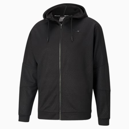 Activate Full-Zip Men's Training Jacket, Puma Black, small-GBR